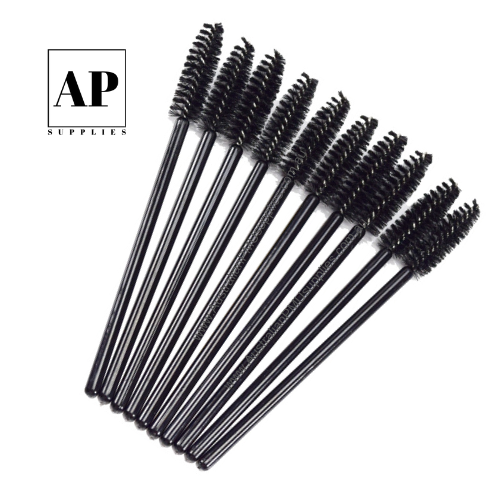 mascara wand black