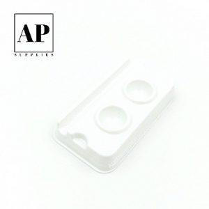 Disposable Dual Plastic Pigment Cup (30 pcs)