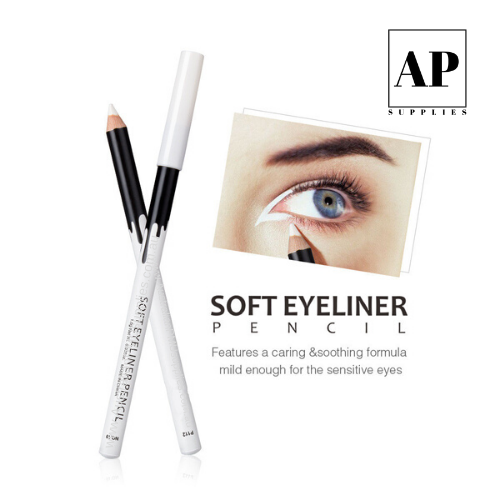 White Eyebrow Pencil for Cosmetic Tattooing