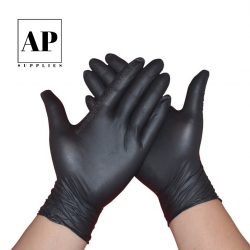 disposable nitirle gloves 1