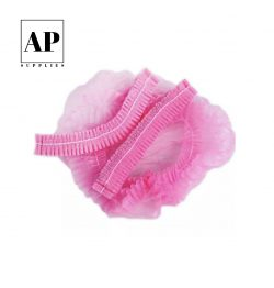 pink disposable cap 1