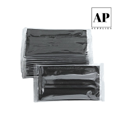 individually wrapped black mask 1